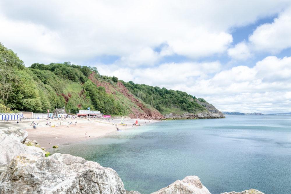 Babbacombe Beach