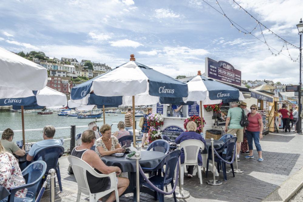 Brixham dining