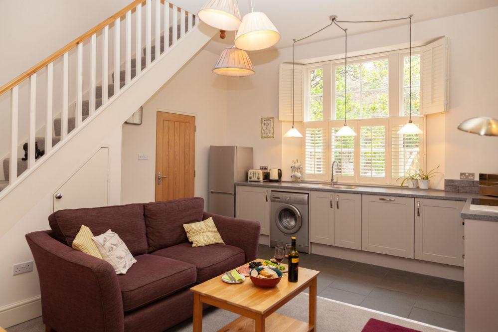 Magnolia House 2 lounge, Cockington