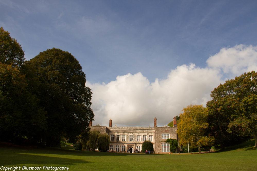 Dramatic cockington Manor house