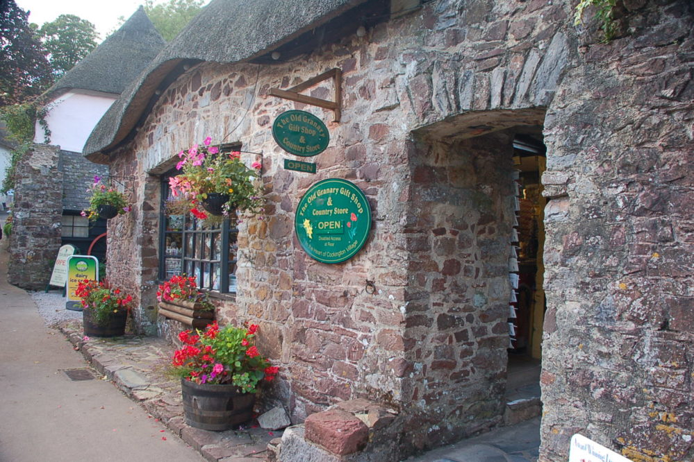 The Granary Gallery, Cockington