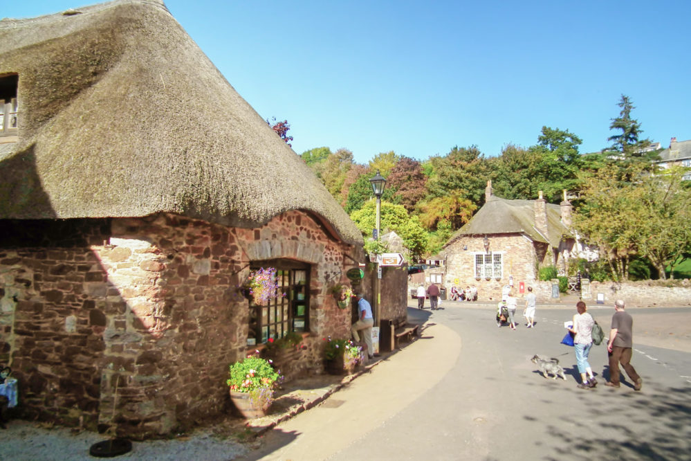 Cockington Village Centre