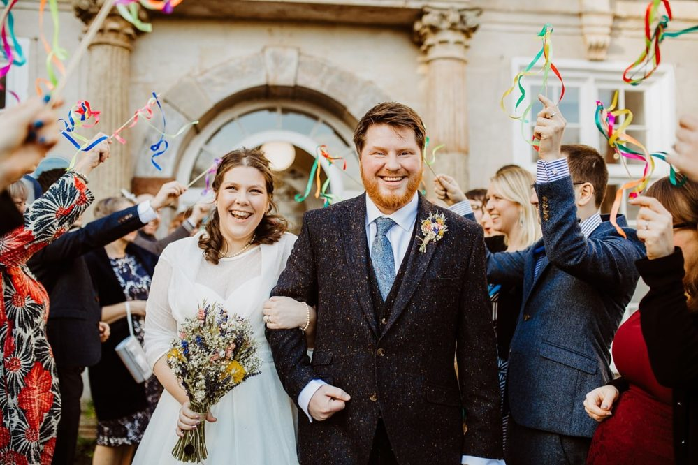 Civil Wedding in Cockington