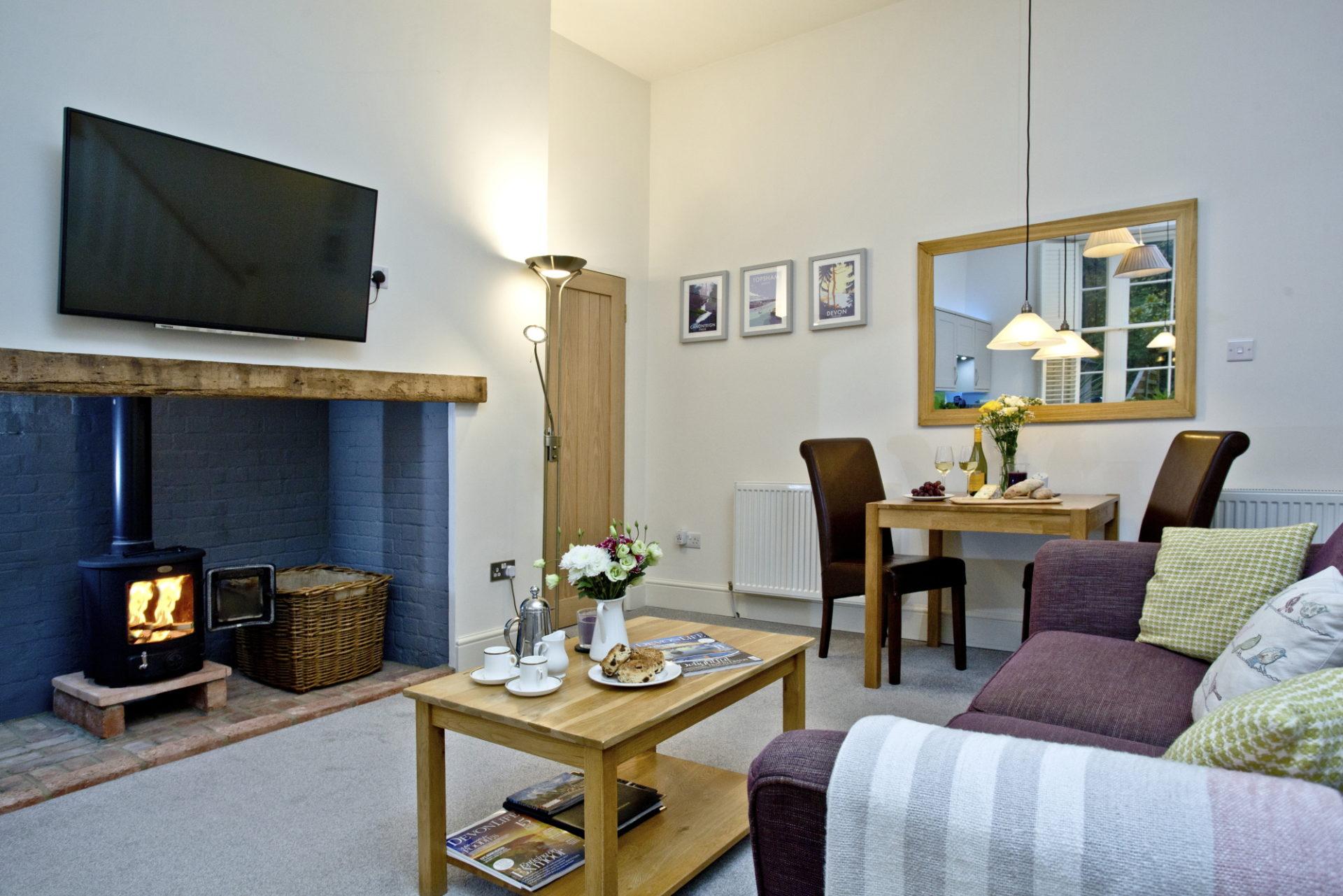 Wisteria cottage- Ground floor