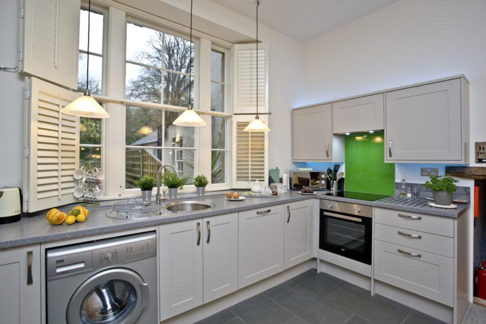 Wisteria cottage- Kitchen