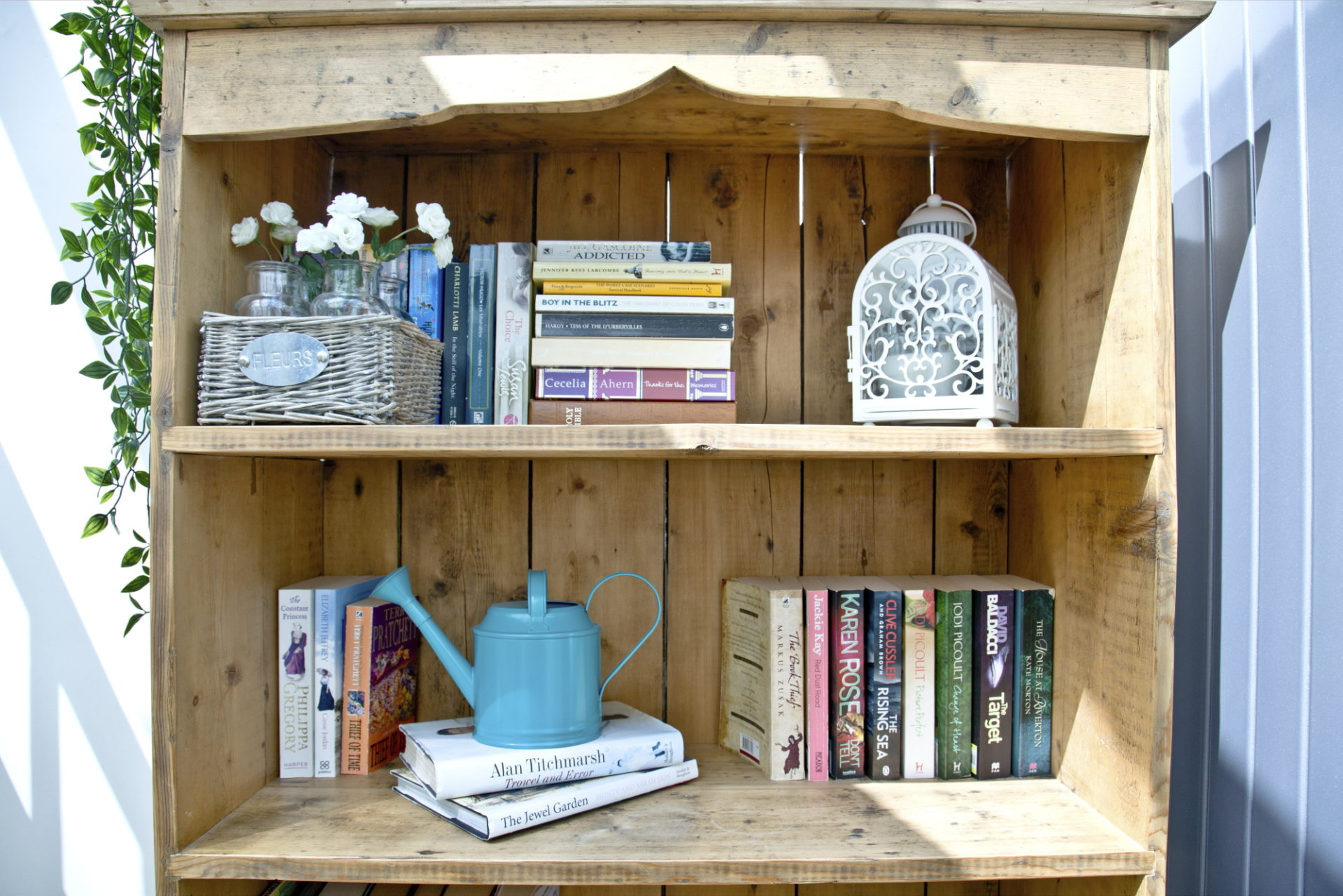Mallock Cottage Books