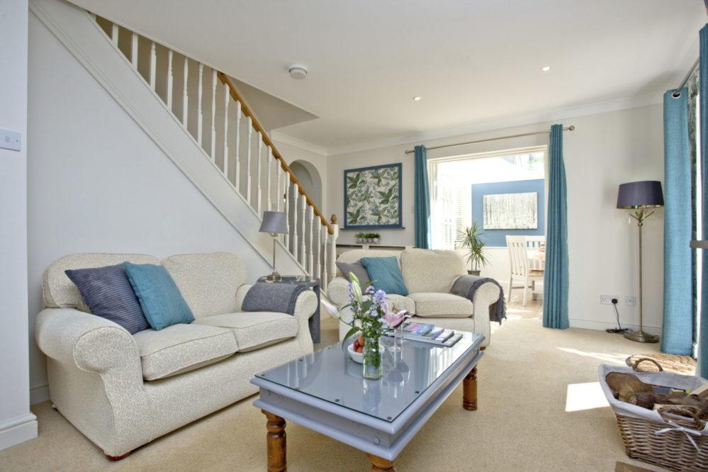 Mallock Cottage- lounge