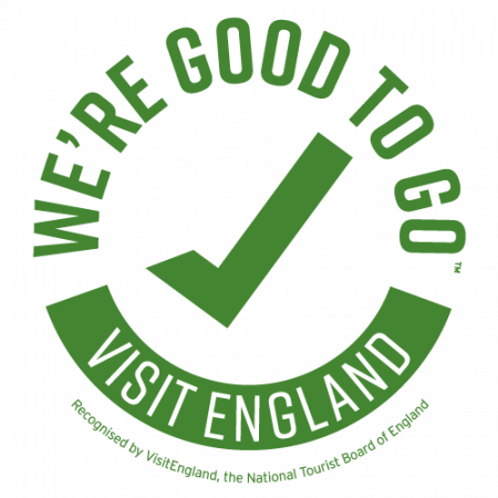 Visit England Certificate